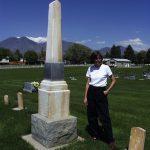 John Lowe Butler Grave