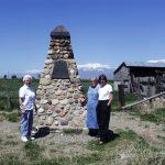 Fort Palmer Monument