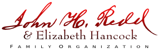 The John Hardison Redd and Elizabeth Hancock Family Organization