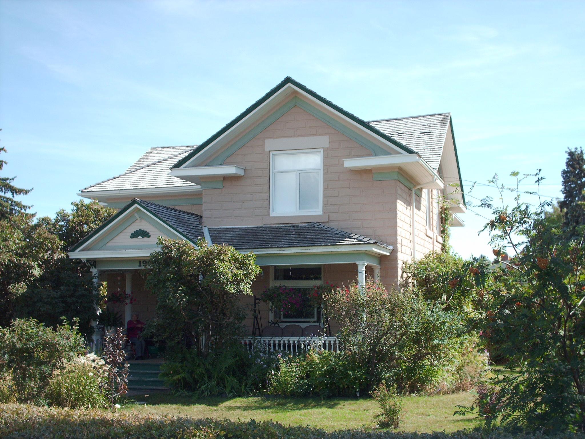 William Alexander Redd Home