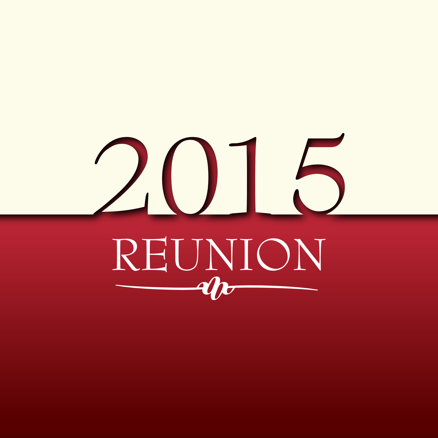2015 Reunion Set for July 25