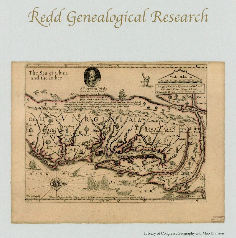 Professional Research on Redd Forefathers
