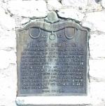 John Hardison Redd Cemetery Plaque